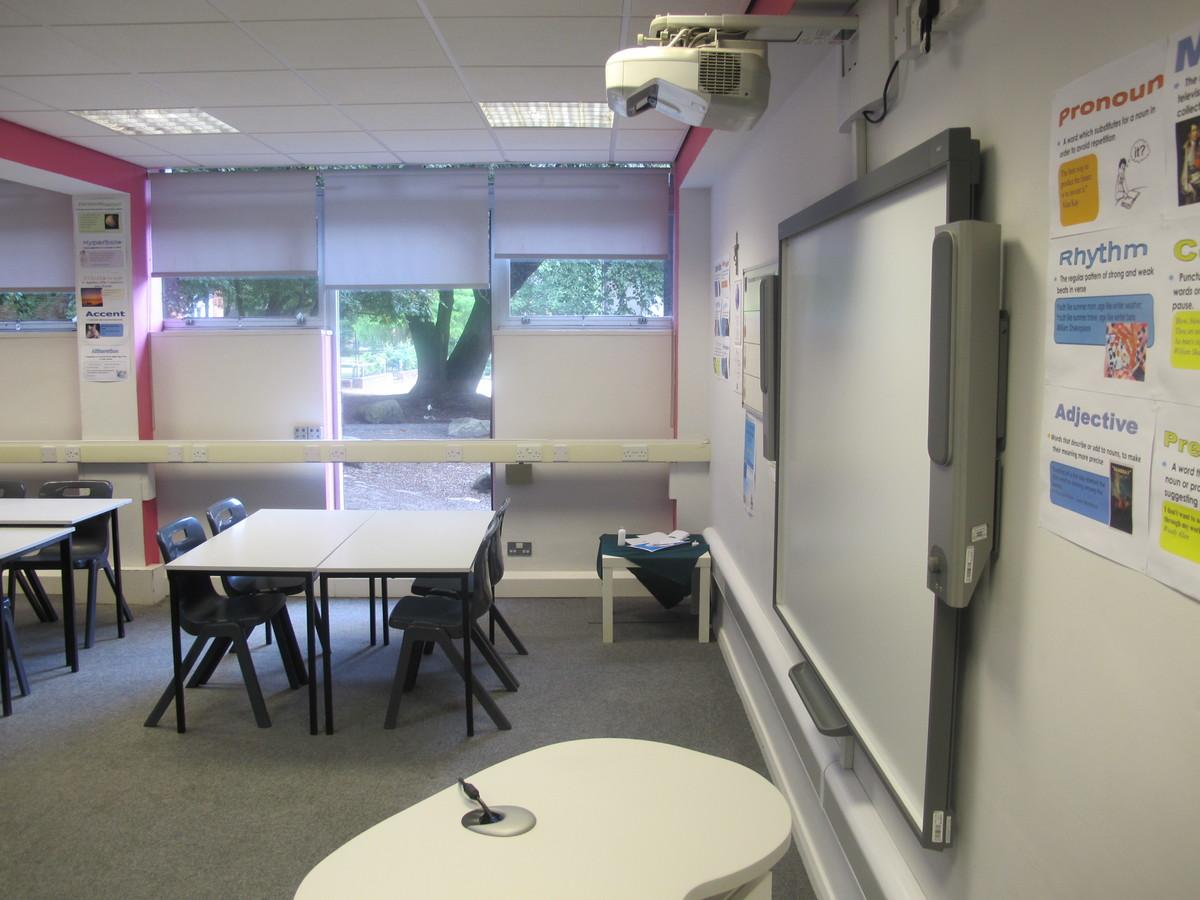 Classroom - Sport Centre - Merchants of Fitness @ OLSC - Wolverhampton - 3 - SchoolHire
