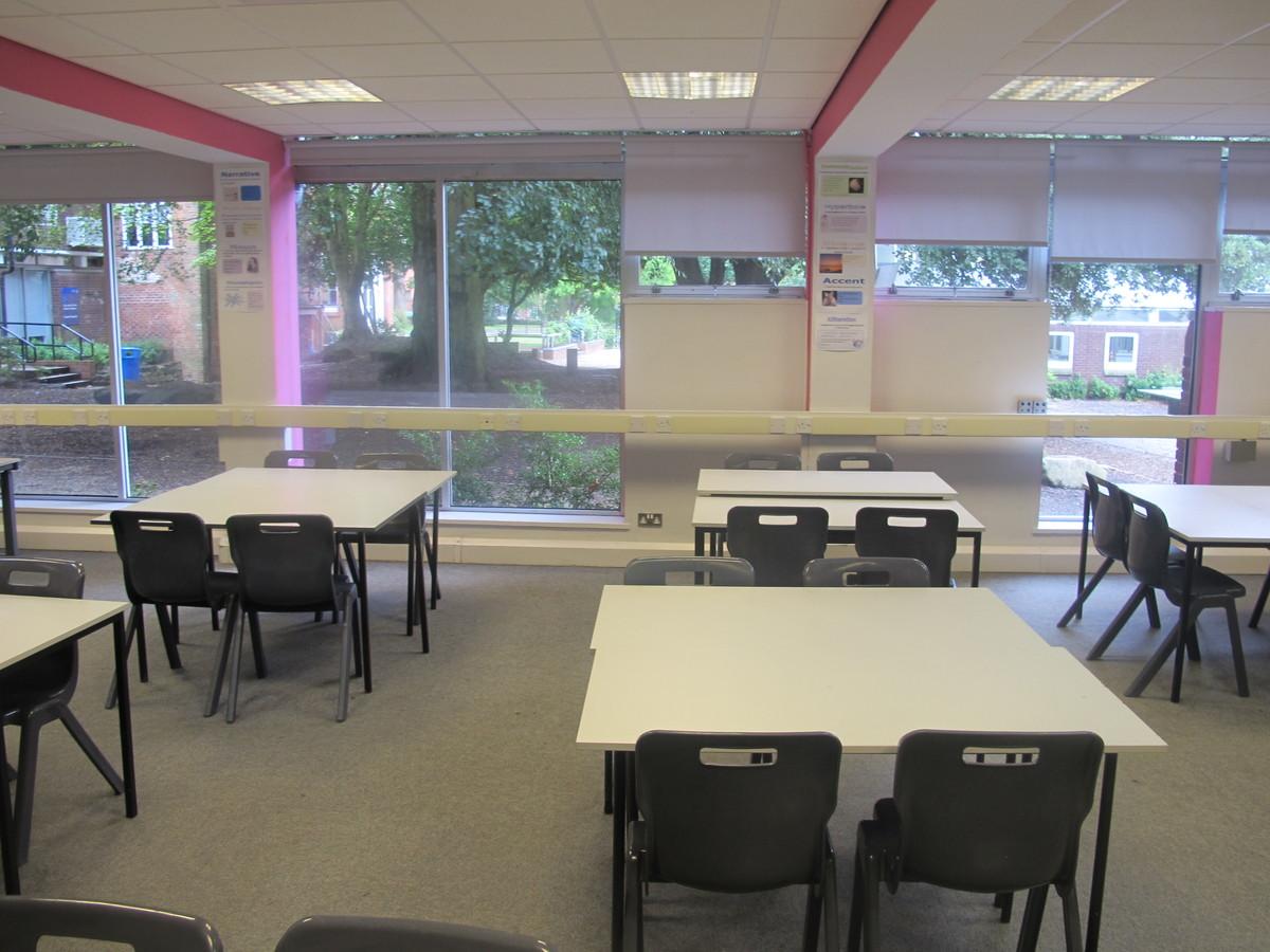Classroom - Sport Centre - Merchants of Fitness @ OLSC - Wolverhampton - 4 - SchoolHire