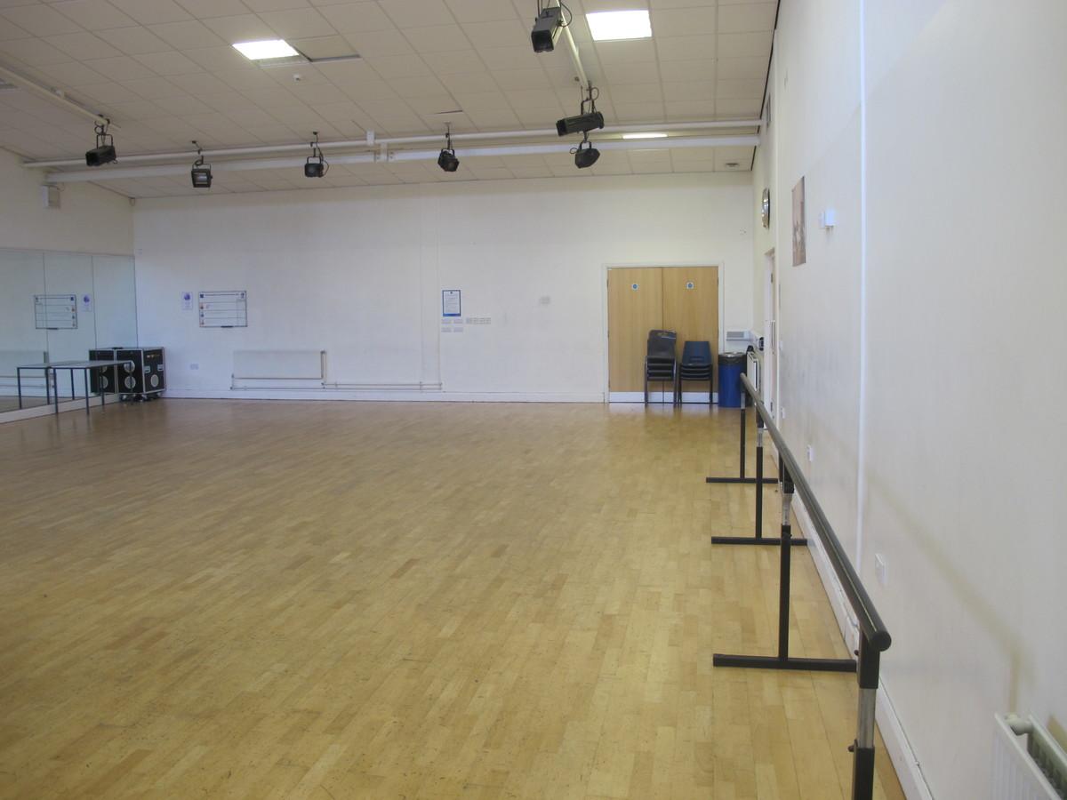 Dance Studio - Merchants of Fitness @ OLSC - Wolverhampton - 3 - SchoolHire