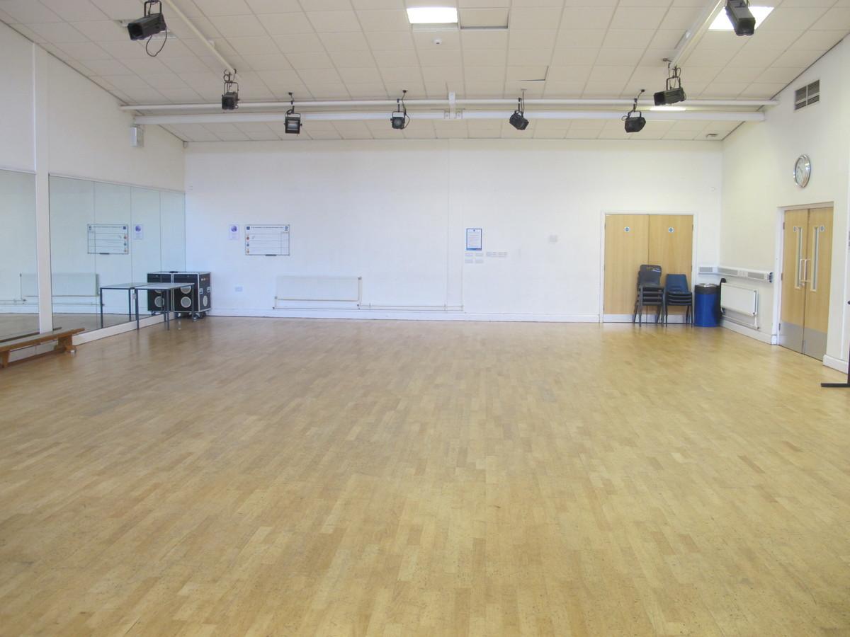 Dance Studio - Merchants of Fitness @ OLSC - Wolverhampton - 4 - SchoolHire