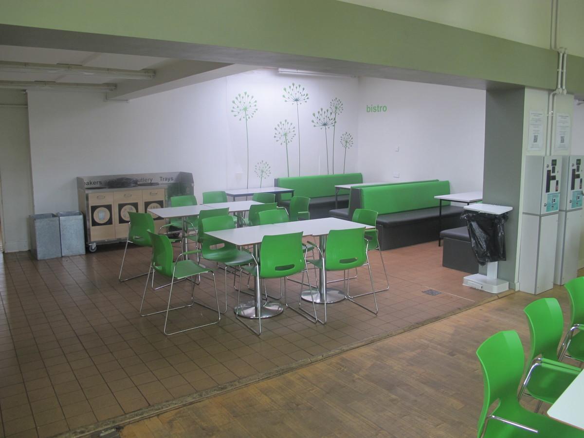 Dining Hall - Merchants of Fitness @ OLSC - Wolverhampton - 4 - SchoolHire