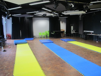 Drama Theatre - Merchants of Fitness @ OLSC - Wolverhampton - 1 - SchoolHire