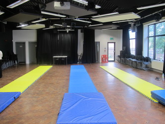 Drama Theatre - Merchants of Fitness @ OLSC - Wolverhampton - 4 - SchoolHire