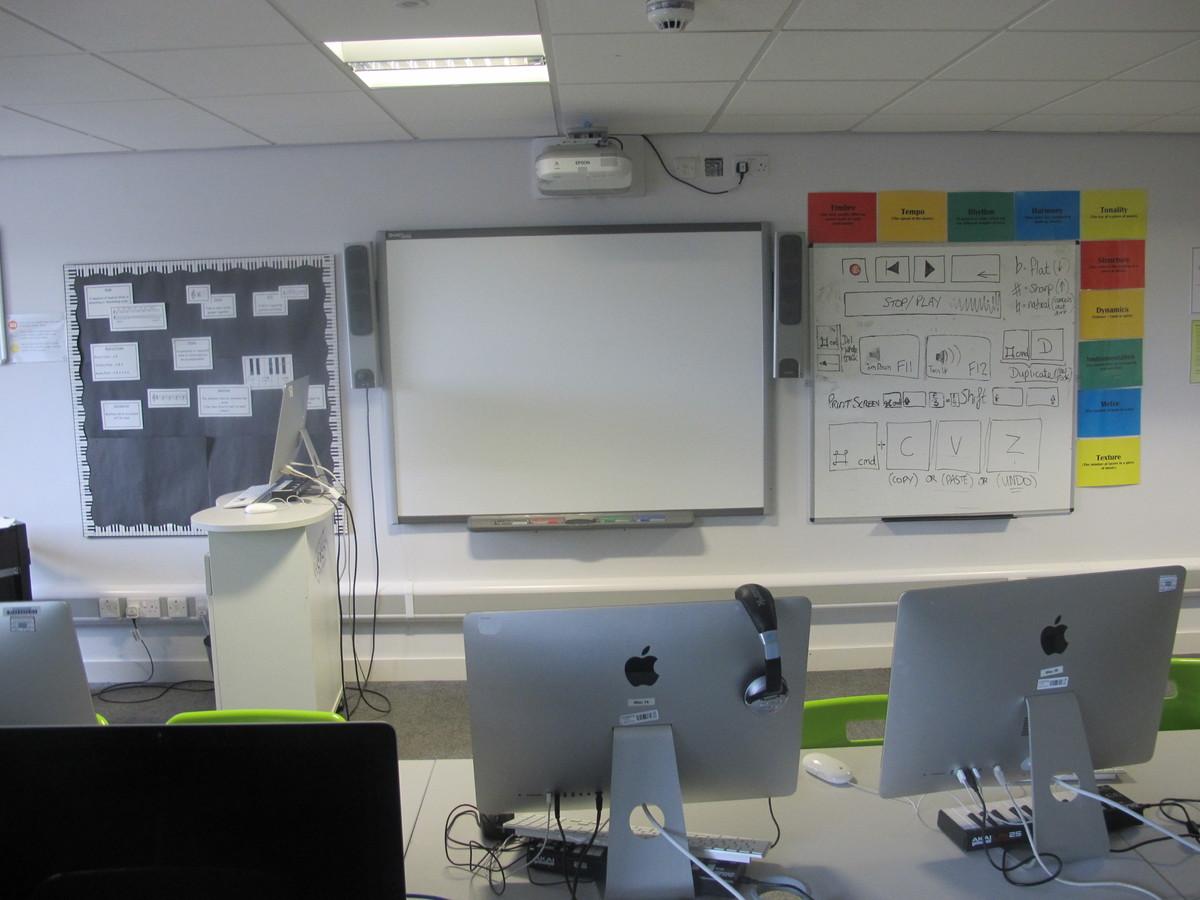 ICT Suite - Merchants of Fitness @ OLSC - Wolverhampton - 3 - SchoolHire