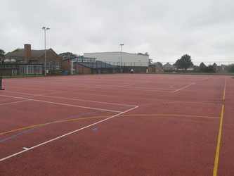 MUGA / Tennis Courts - Merchants of Fitness @ OLSC - Wolverhampton - 2 - SchoolHire