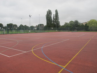 MUGA / Tennis Courts - Merchants of Fitness @ OLSC - Wolverhampton - 4 - SchoolHire