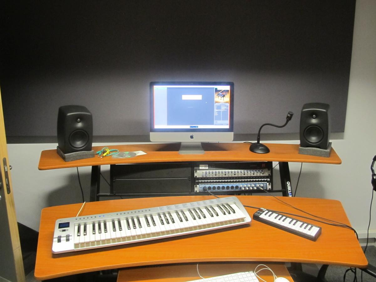 Music Recording Studio - Merchants of Fitness @ OLSC - Wolverhampton - 1 - SchoolHire
