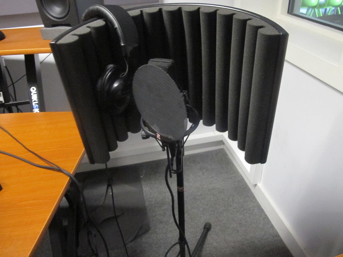 Music Recording Studio - Merchants of Fitness @ OLSC - Wolverhampton - 2 - SchoolHire