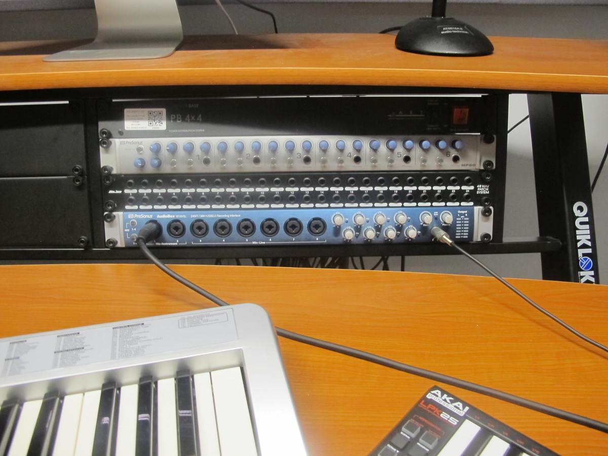 Music Recording Studio - Merchants of Fitness @ OLSC - Wolverhampton - 3 - SchoolHire
