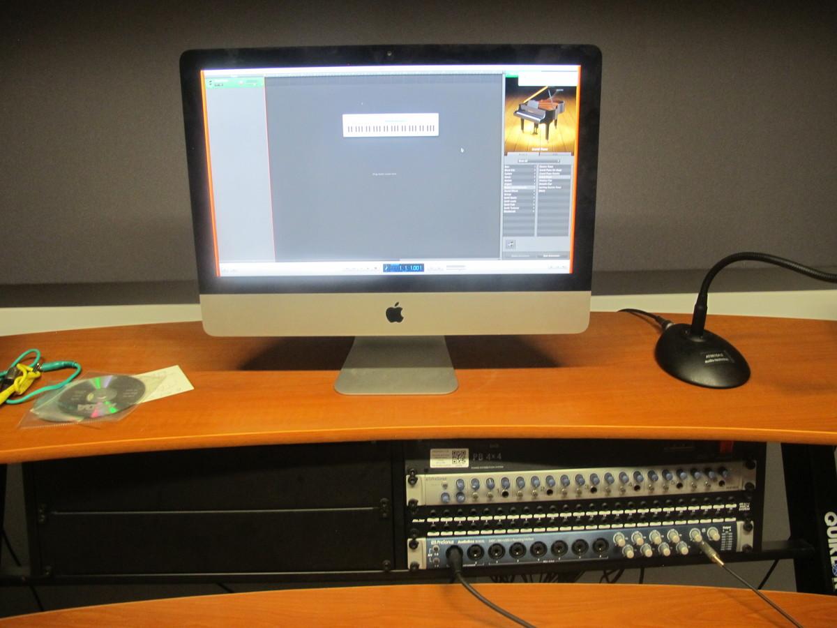 Music Recording Studio - Merchants of Fitness @ OLSC - Wolverhampton - 4 - SchoolHire