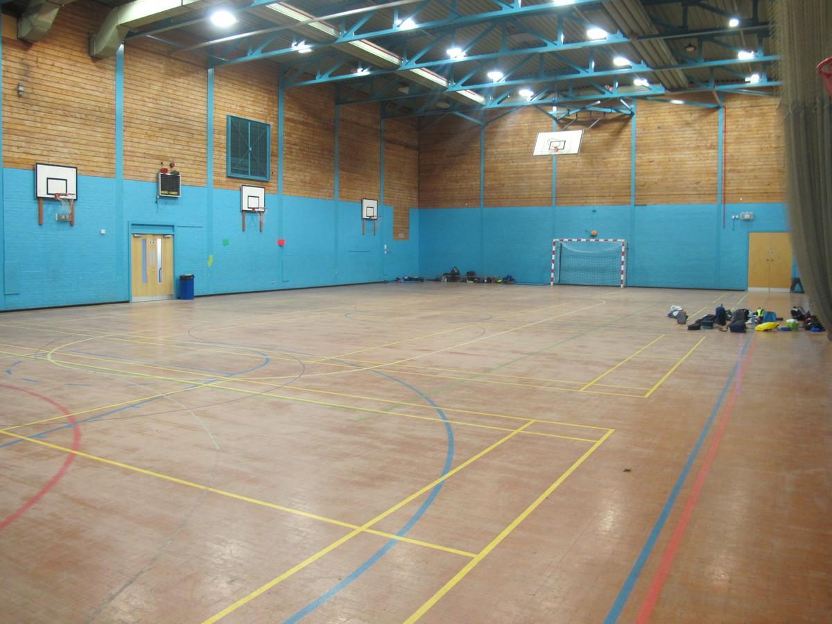 Sports Hall 1 - Merchants of Fitness @ OLSC - Wolverhampton - 2 - SchoolHire