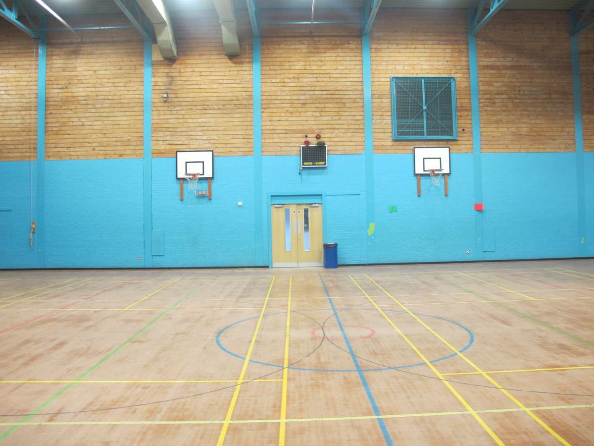 Sports Hall 1 - Merchants of Fitness @ OLSC - Wolverhampton - 3 - SchoolHire