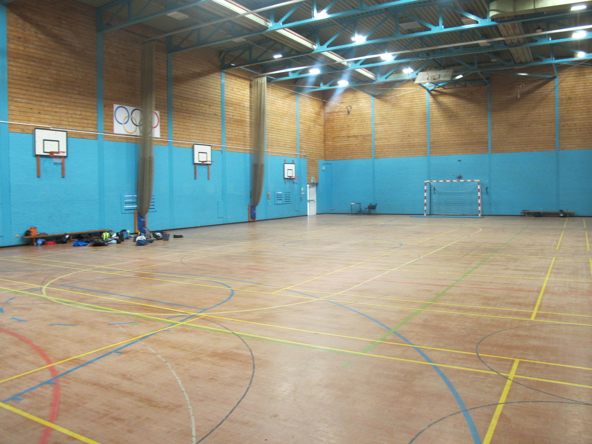 Sports Hall 1 - Merchants of Fitness @ OLSC - Wolverhampton - 4 - SchoolHire