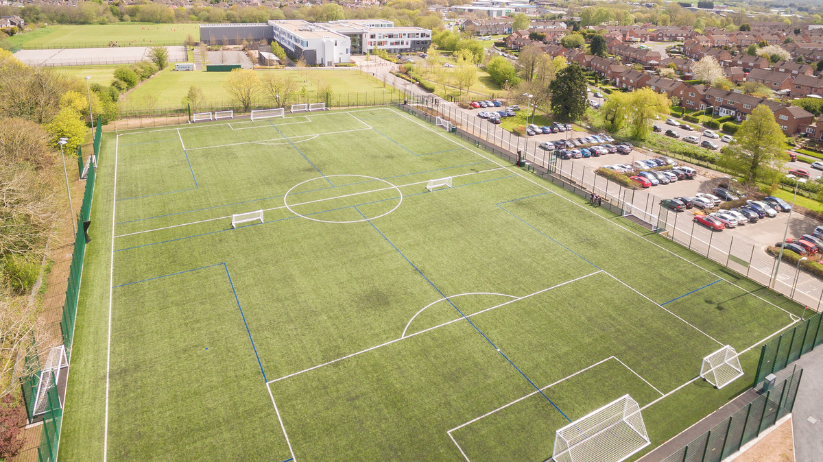 3G Football Pitch - South Bromsgrove High - Worcestershire - 1 - SchoolHire