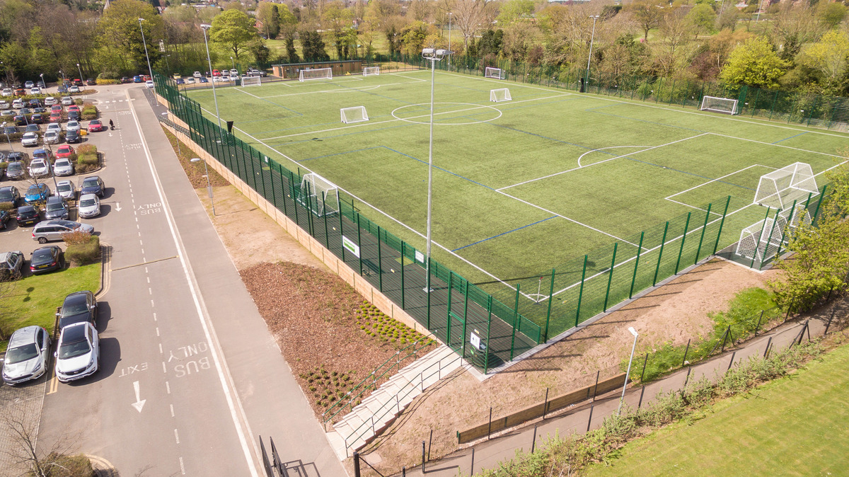 3G Football Pitch - South Bromsgrove High - Worcestershire - 2 - SchoolHire