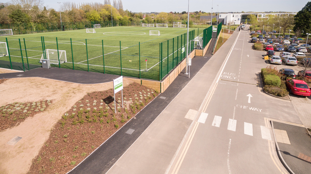 3G Football Pitch - South Bromsgrove High - Worcestershire - 3 - SchoolHire