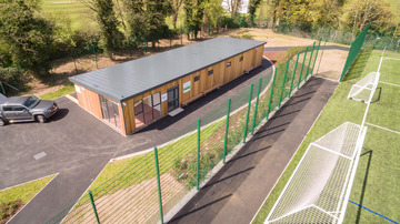 3G Football Pitch - South Bromsgrove High - Worcestershire - 4 - SchoolHire