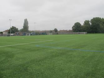 3G Football Pitch - Bridgemary School - Hampshire - 1 - SchoolHire