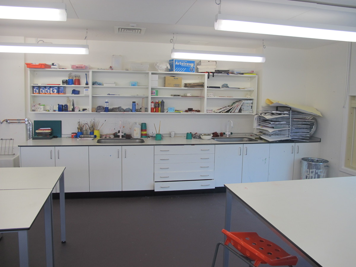 Art Room - KR.4.01 - Hackney New School - Hackney - 1 - SchoolHire