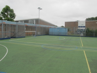 MUGA - Bridgemary School - Hampshire - 2 - SchoolHire