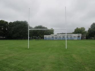 Rugby Pitch - South Field - Bridgemary School - Hampshire - 1 - SchoolHire