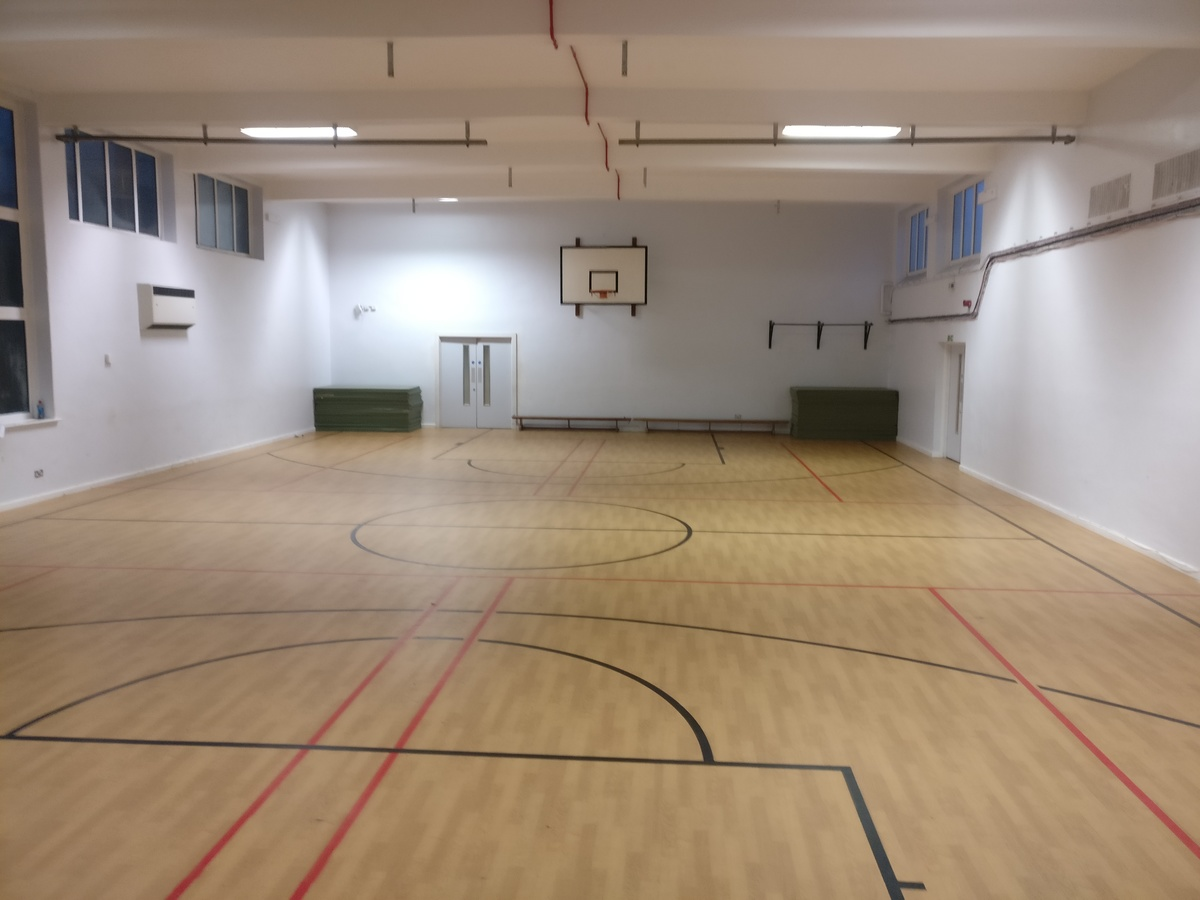 Sports Hall 2 - Merchants of Fitness @ OLSC - Wolverhampton - 3 - SchoolHire