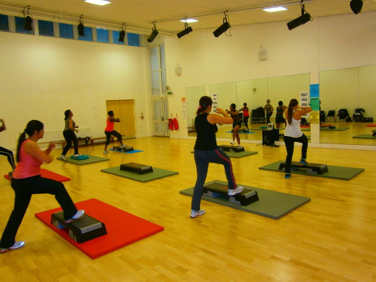 Dance Studio - Merchants of Fitness @ OLSC - Wolverhampton - 2 - SchoolHire