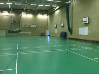 Sports Hall - The Blyth Academy - Northumberland - 3 - SchoolHire