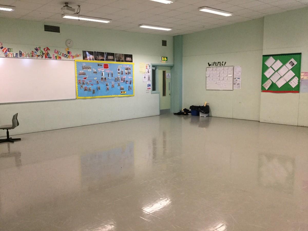 Dance Studio - The Blyth Academy - Northumberland - 2 - SchoolHire