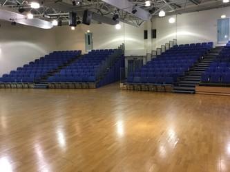 Auditorium - The Blyth Academy - Northumberland - 1 - SchoolHire