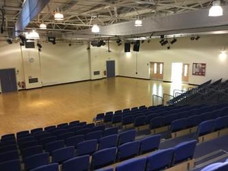 Auditorium - The Blyth Academy - Northumberland - 2 - SchoolHire