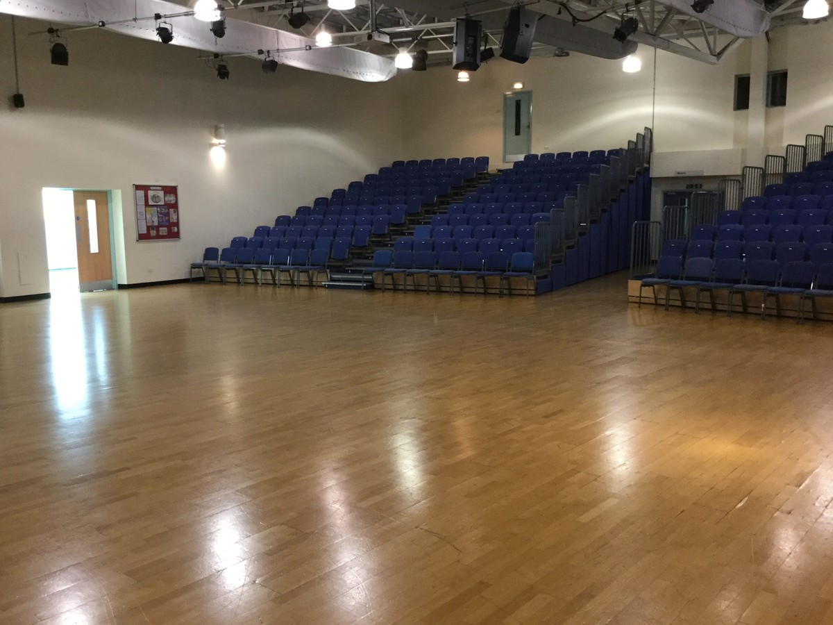 Auditorium - The Blyth Academy - Northumberland - 3 - SchoolHire