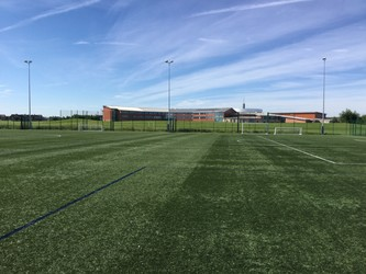 3G Football Pitch - The Blyth Academy - Northumberland - 1 - SchoolHire