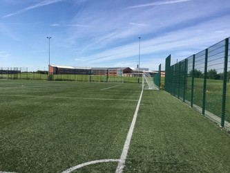 3G Football Pitch - The Blyth Academy - Northumberland - 2 - SchoolHire