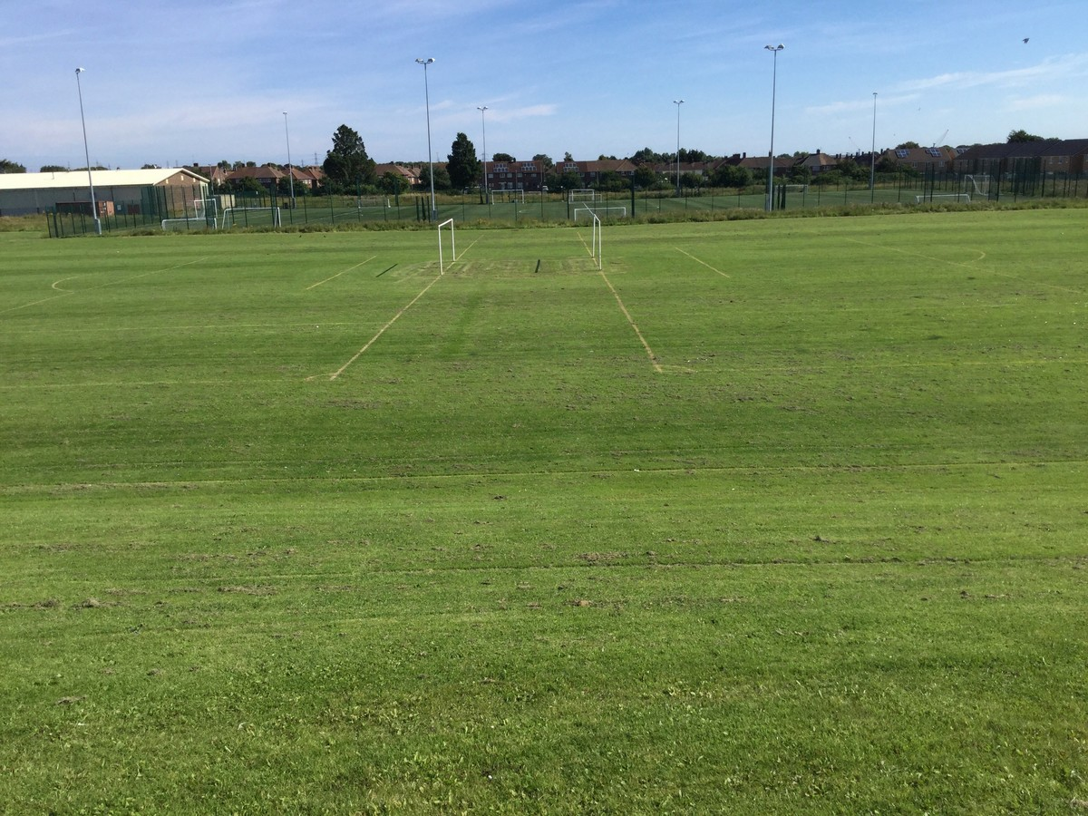 Grass Football Pitch - The Blyth Academy - Northumberland - 2 - SchoolHire