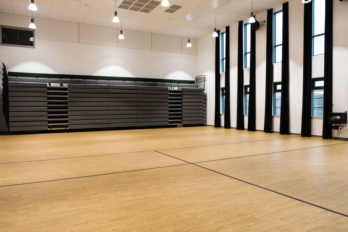 Main Hall - Laurence Jackson Sports Village - North Yorkshire - 4 - SchoolHire