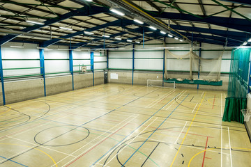 Sports Hall - Laurence Jackson Sports Village - North Yorkshire - 1 - SchoolHire