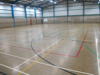 Sports Hall - Laurence Jackson Sports Village - North Yorkshire - 2 - SchoolHire