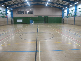 Sports Hall - Laurence Jackson Sports Village - North Yorkshire - 3 - SchoolHire