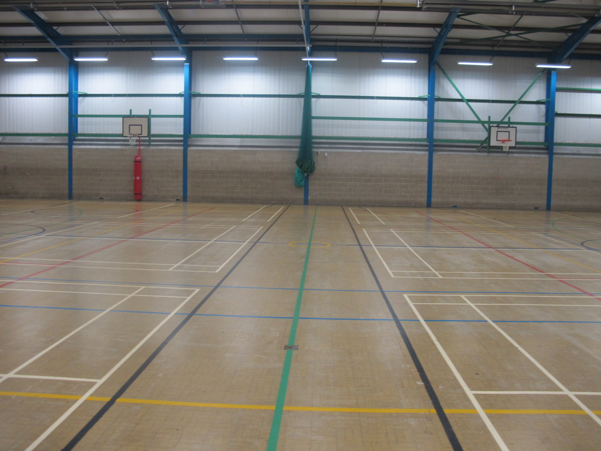 Sports Hall - Laurence Jackson Sports Village - North Yorkshire - 4 - SchoolHire