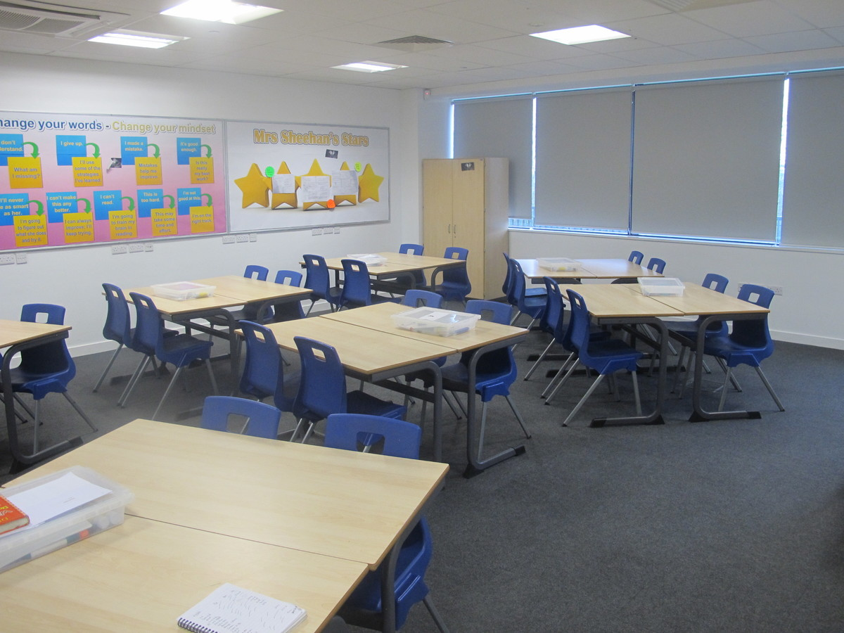Classrooms - Standard - Kirk Balk Academy - Barnsley - 1 - SchoolHire