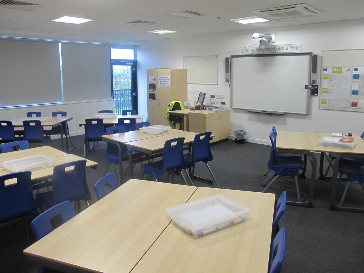 Classrooms - Standard - Kirk Balk Academy - Barnsley - 2 - SchoolHire