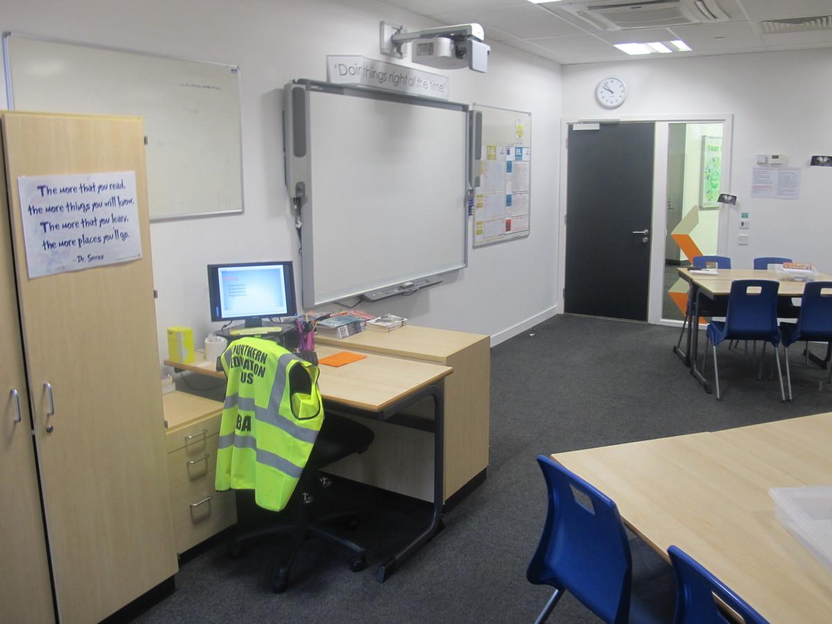 Classrooms - Standard - Kirk Balk Academy - Barnsley - 3 - SchoolHire