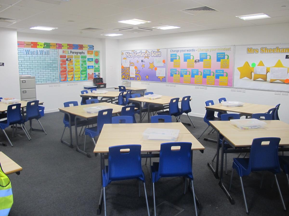 Classrooms - Standard - Kirk Balk Academy - Barnsley - 4 - SchoolHire