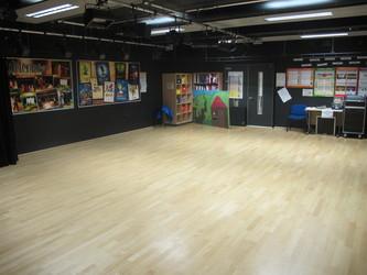 Dance / Drama Room 2 - Kirk Balk Academy - Barnsley - 2 - SchoolHire