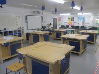 DT Room - Kirk Balk Academy - Barnsley - 1 - SchoolHire