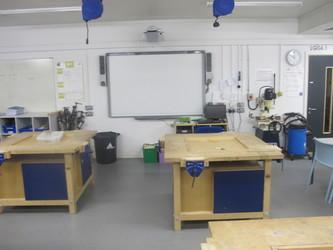 DT Room - Kirk Balk Academy - Barnsley - 4 - SchoolHire