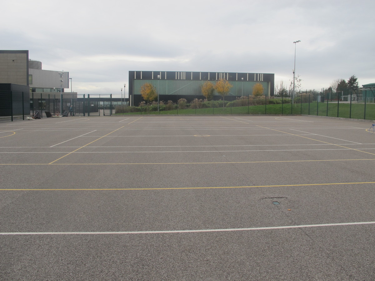 MUGA - Tennis / Netball - Kirk Balk Academy - Barnsley - 3 - SchoolHire