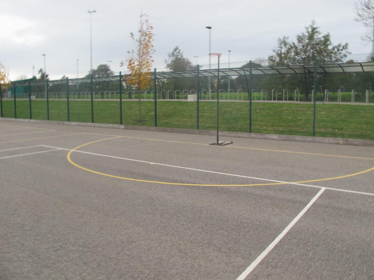 MUGA - Tennis / Netball - Kirk Balk Academy - Barnsley - 4 - SchoolHire