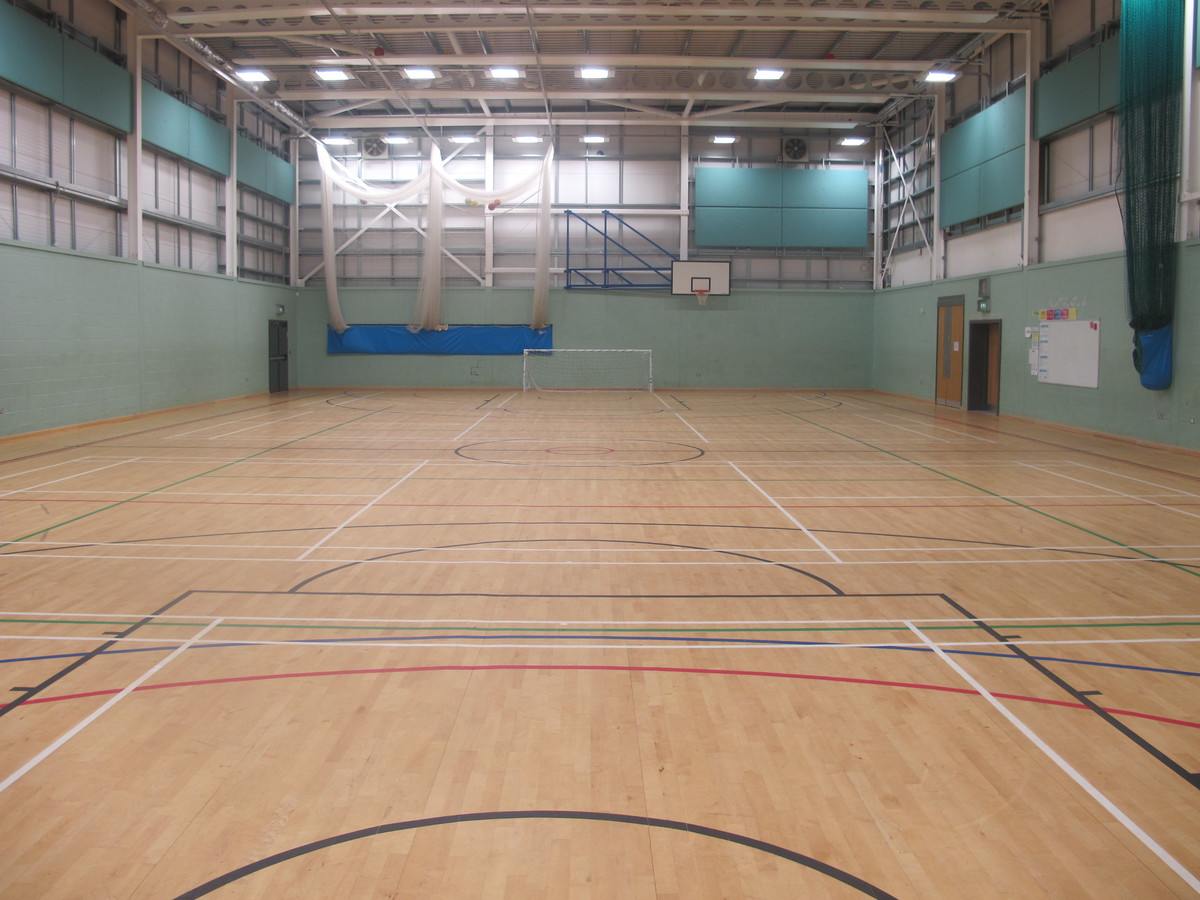 Sports Hall - Kearsley Academy - Bolton - 2 - SchoolHire
